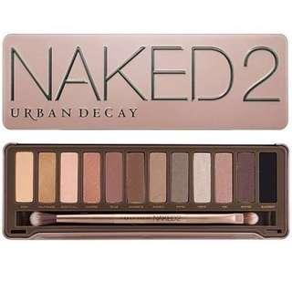 Urban Decay Naked2 - Postage Included