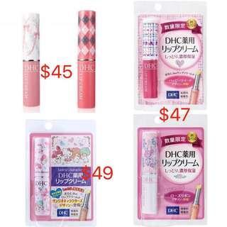買3支包郵❤ DHC潤唇膏
