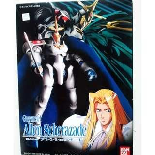 請看推廣優惠 限定 全新未砌 Bandai LM Limited Model Allen Scherazade 模型 4