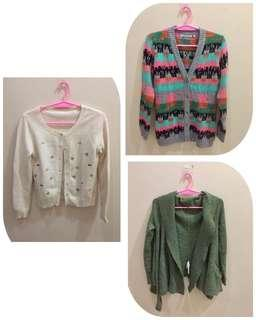Pretty Imported Cardigans