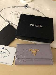 Authentic Prada Key Holder