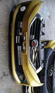 Bumper depan Myvi Icon (ORIGINAL=