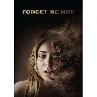 [Rent-A-Movie] FORGET ME NOT (2009)