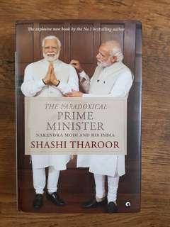 The Paradoxical Prime Minister (Shashi Tharoor)