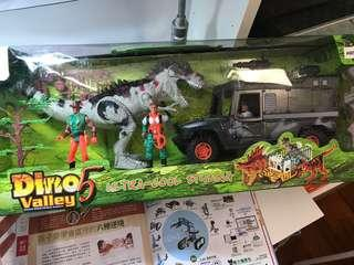 New - Dino valley 5