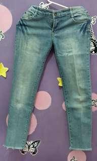 Jeans merk orange jeans
