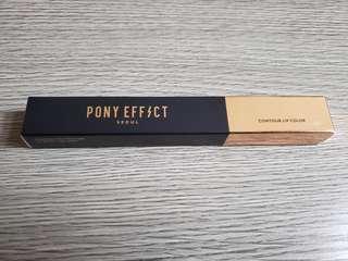 Brand New Pony Effect Contour Lip Liner