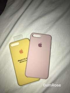🚚 Silky matte Apple iphone Case