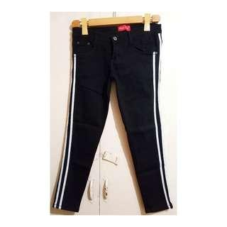 Midwaist Track Jeans