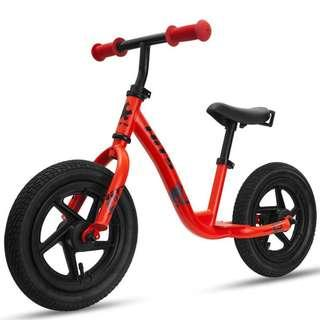 COFIDIS HITS KIDS 12 inch Balance bike for kids to learn balance (The perfect gift for kids learning cycle) (4 colors available)
