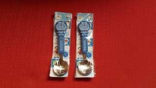 Doramon spoons