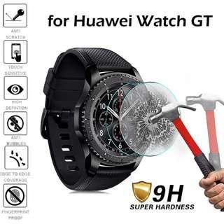 Huawei Watch GT Premium Tempered Glass Screen Protector 9H HD