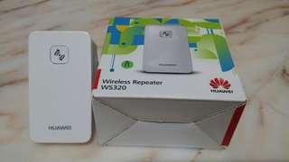 Huawei wireless wifi repeater WS320