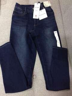 Uniqlo woman ezy denim jeans size S