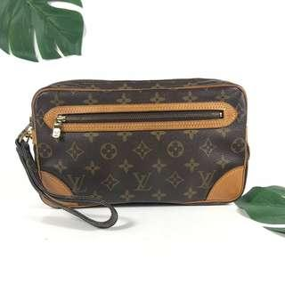 AUTHENTIC LOUIS VUITTON DRAGONNE MARLY DATECODE: TH8901 (LV2808)