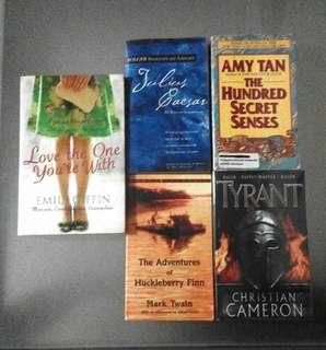 Book Bundle I