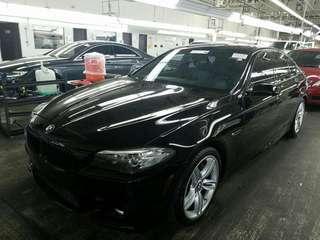 正2015 BMW 535 M-sport 大滿配