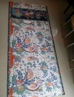 Paranakan sarong( batik tulis, coming soon)