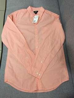 H&M cotton shirt size XS regular fit