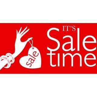 Sale Time <3
