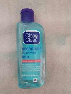 Toner clean n clear