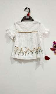 🆕18-24M Mothercare Doll Tops