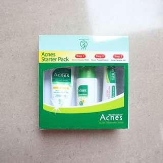 Acnes Treatment Series Starter Pack