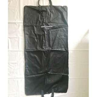 Saint Laurent Paris SLP black garment bag 掛衫衣袋