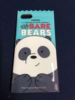 Apple Iphone 7 / 8 We Bare Bear Case