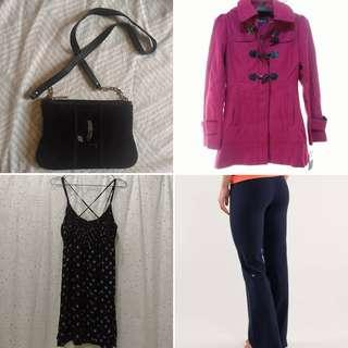 MAKE AN OFFER!! Juicy Couture / Lululemon