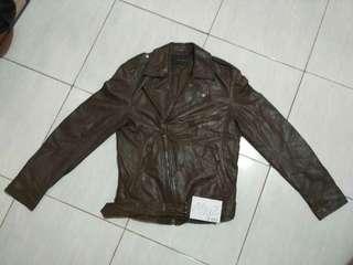 Kai-aakmann Leather Jacket