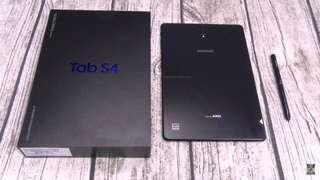 Free Samsung Tab S4 - invest $500/mth