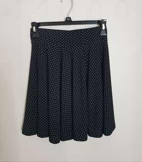 Uniqlo Skater Skirt