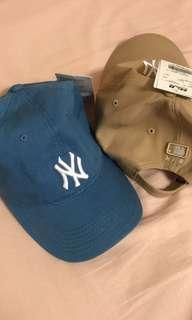 🚚 洋基球帽 MLB