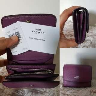 Coach wallet brand new with carecard only