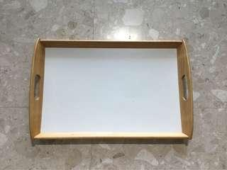 IKEA Wooden Serving Tray