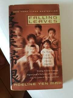 Falling Leaves by Adeline Mah