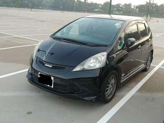 HONDA FIT RS mugen