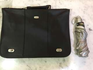 Delsey briefcase NEW