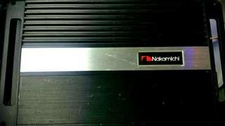 Nakamichi  1800W 4聲道  汽車擴音機 amplifier
