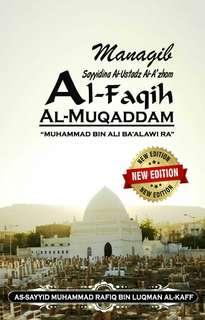Buku Manaqib Al-Faqih Al-Muqaddam