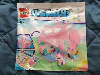 Lego Unikitty castle polybag