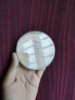 Rimmel Stay Matte Powder in Warm Beige 006 #Ramadan75