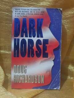 Pre-loved Books: Dark Horse by Doug Richardson