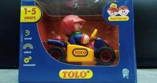 TOLO F1 賽車