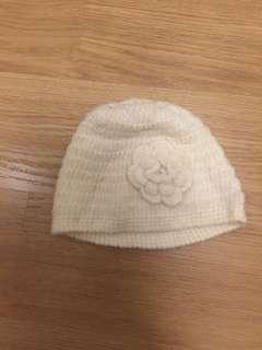 韓國米白色冷帽