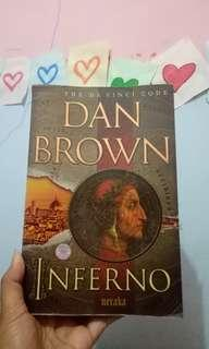 Buku Inferno Dan Brown (Bahasa)