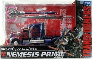 Takara Transformers Movie Best MB-17 Nemesis Prime