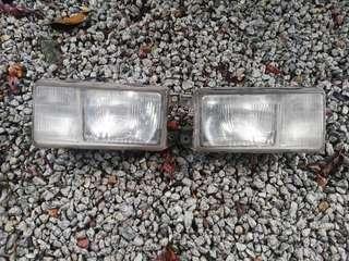 Lampu Depan Nissan Vanette C22