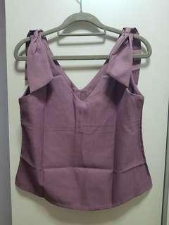 Brand new sleeveless top